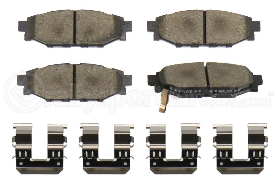 FactionFab F-Spec Rear Brake Pads (Part Number:1.10071.1)