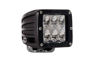 Rigid Industries Dually D2 LED Driving Lights Amber (Part Number: )