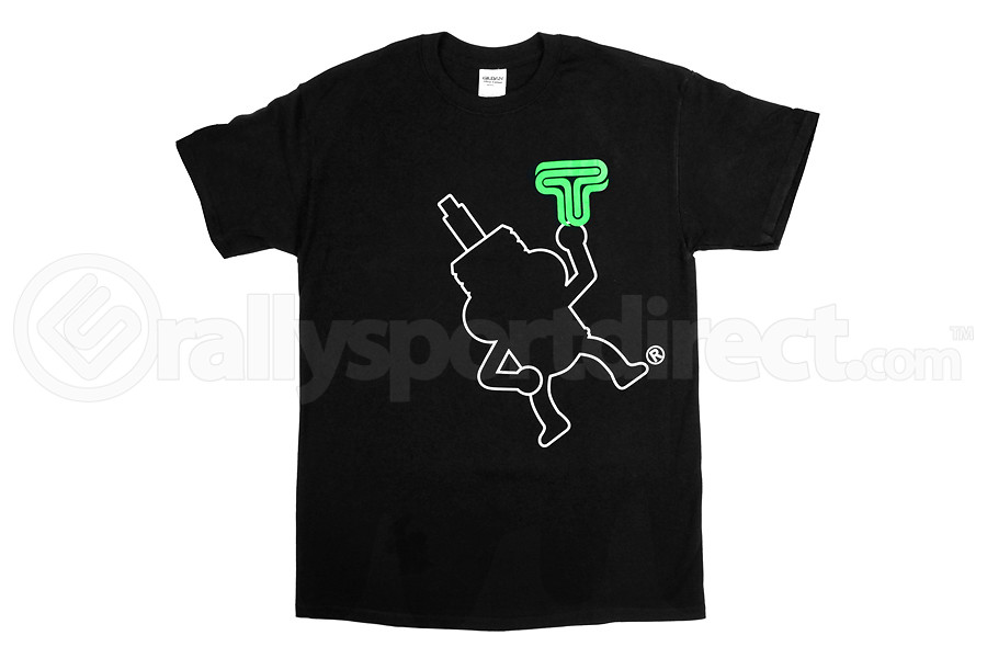 Tein Silhouette T-Shirt Black (Part Number:TN004-010)