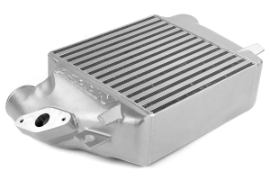 PERRIN Top Mount Intercooler Silver ( Part Number: PSP-ITR-320SL)