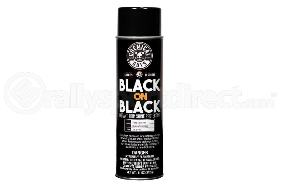Chemical Guys Black On Black Instant Shine Exterior Spray Dressing (11oz) - Universal