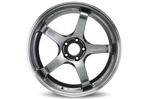 Advan GT Beyond 19x10.5 +15 5x114.3 Machining and Racing Hyper Black - Universal