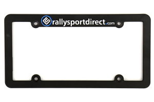 RallySport Direct License Plate Frame ( Part Number: 10006)
