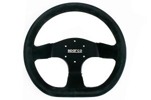 Sparco Steering Wheel 353 Black Suede (Part Number: )