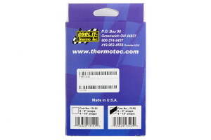 Thermo Tec Snap Strap Kit V6 9in (QTY 6) / 18in (QTY4) (Part Number: )
