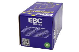 EBC Brakes Ultimax OEM Replacement Rear Brake Pads - Subaru Models (inc. 2002-2003 WRX / 2005-2009 Legacy GT)