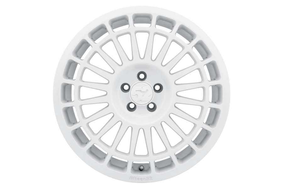 fifteen52 Integrale 17x7.5 +42 5x114.3 Rally White - Universal