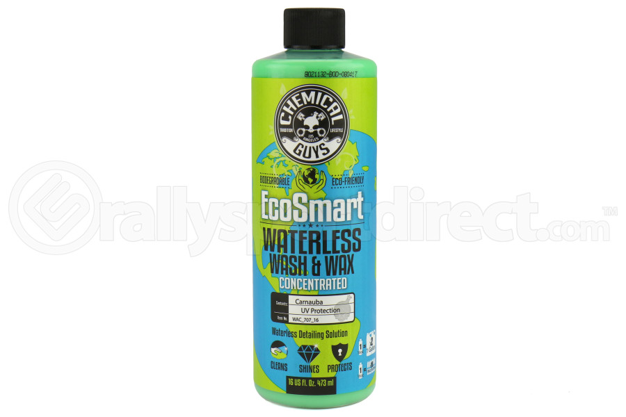 Chemical Guys EcoSmart Hyper Concentrated Waterless Car Wash & Wax (16 oz) - Universal