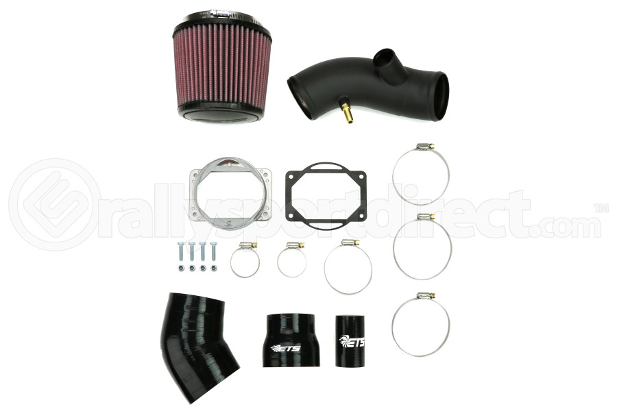 ETS Air Intake Kit Wrinkle Black (Part Number:200-18WB)