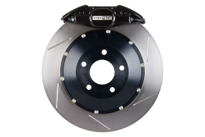 Stoptech ST-22 Big Brake Kit Rear 328mm Black Slotted Rotors ( Part Number:STP 83.836.0023.51)
