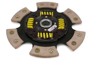 ACT 6 Pad Sprung Race Disc ( Part Number:ACT 6240518)