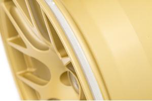 Apex EC-7R 17x9.5 +40 5x100 Satin Gold - Universal