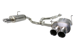 X-Force Turbo Back Exhaust ( Part Number: ES-SW26-TBS)