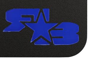 RokBlokz Short Rally Mud Flaps - Ford Fiesta ST 2014+