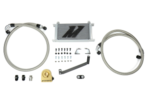 Mishimoto Thermostatic Oil Cooler Kit - Ford Mustang EcoBoost 2015+
