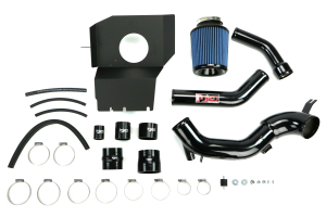 Injen Short Ram Intake System Black (Part Number: )