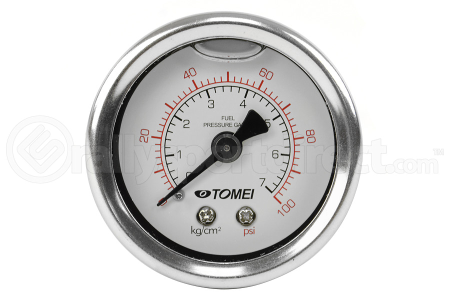 Auto Engine Gauges : Tomei fuel pressure gauge free shipping