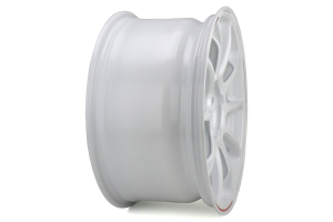 VOLK Racing ZE40 RW 18x9.5 +37 5x114.3 Dash White - Universal