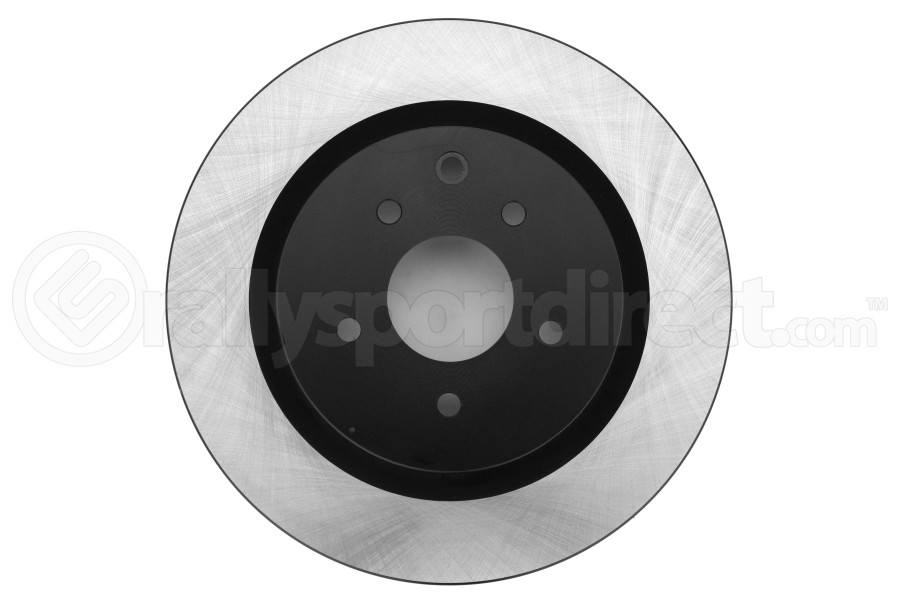 Centric Premium Brake Rotor Single Rear (Part Number:125.42079)