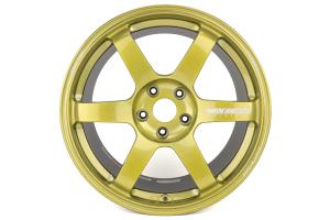 Volk TE37 SAGA 18x10 +41 5x114.3 Gold / Black - Universal