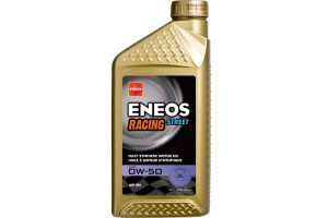 ENEOS 10W50 Racing Pro Series Full Synthetic Engine Oil 1qt - Universal