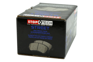 Stoptech Street Rear Brake Pads ( Part Number:STP 308.11140)