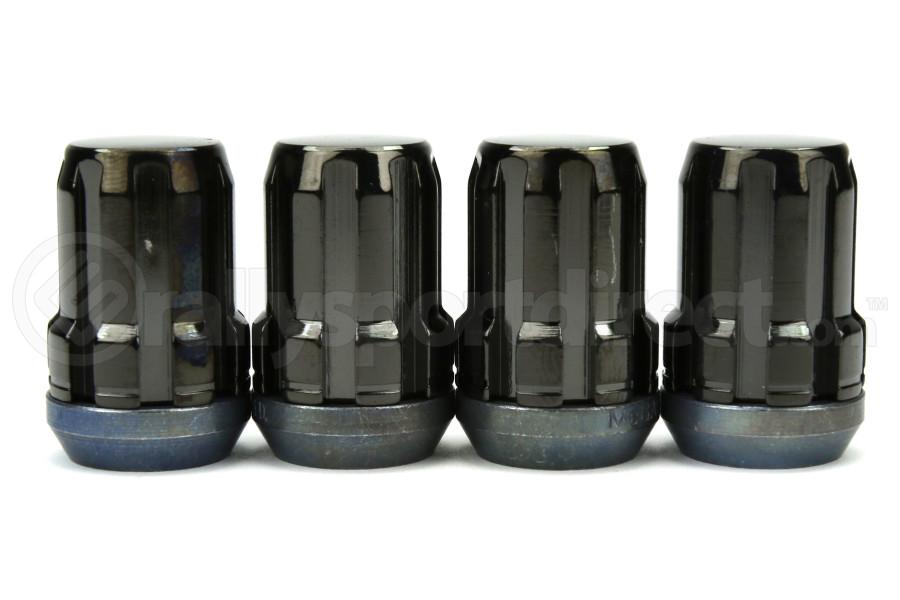 McGard Splinedrive Lug Nut Set 12X1.5 Black (Part Number:65357BK)