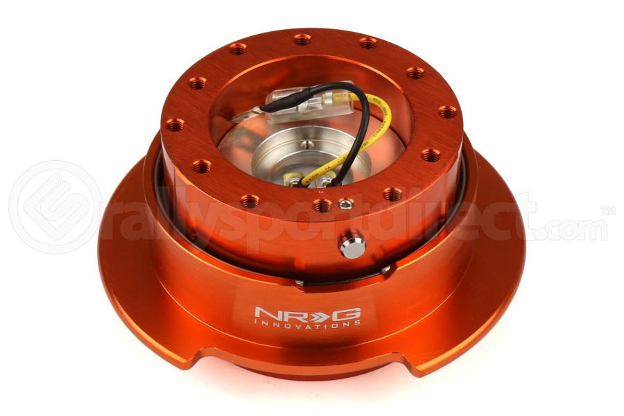 NRG Quick Release 2.5 Orange - Universal