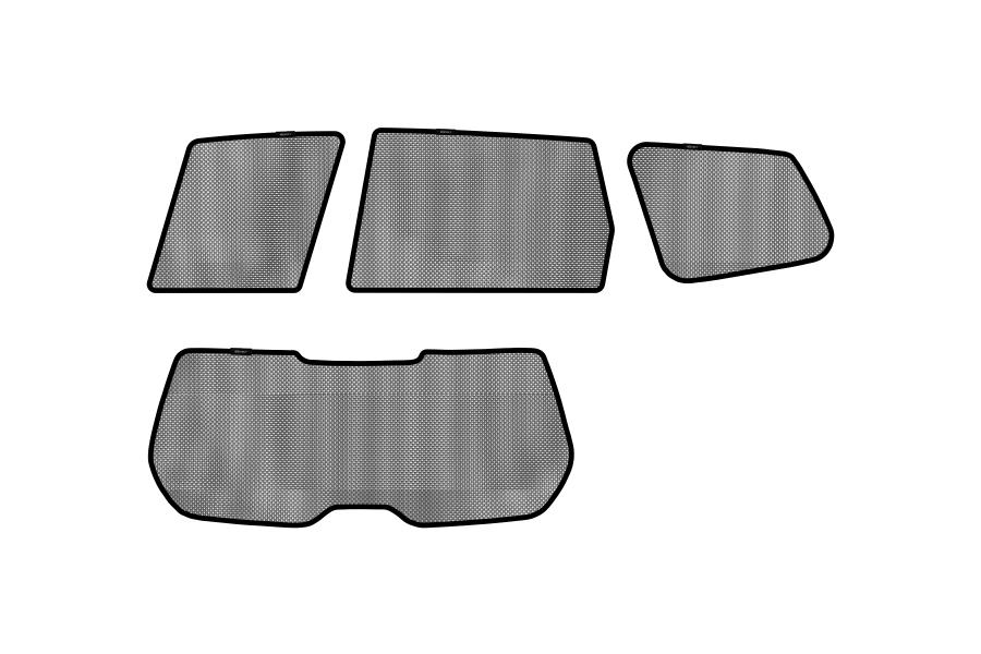 3D MAXpider Soltect Sunshades - Subaru Forester 2009 - 2013