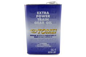 Tomei Hypoid Gear Oil 80W-90 (Part Number: )