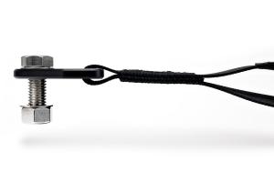 Raceseng Tug Strap Black - Universal