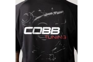 COBB Tuning Turbo T-Shirt - Universal