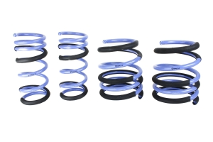 ISC Suspension Triple S Lowering Springs  - Ford Mustang Ecoboost 2015+_