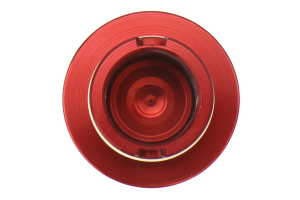 Boomba Racing Oil Cap Red - Ford Focus RS 2016+ / Focus ST 2013+ / Fiesta ST 2014+