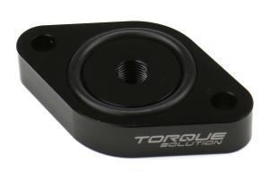 Torque Solution Sound Symposer Delete - Ford Focus ST 2013+