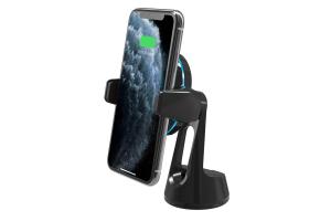 Scosche MagicGrip Wireless Charging Windshield Mount - Universal