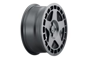 fifteen52 Turbomac 17x7.5 +30 4x100 Asphalt Black - Universal