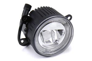 OLM Halo DRL Fog Light Housings - Subaru Models (inc. WRX 2015 - 2020)