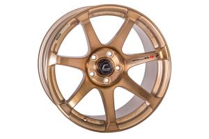 Cosmis Racing Wheels MR7 18x9 +25 5x114.3 Hyper Bronze - Universal