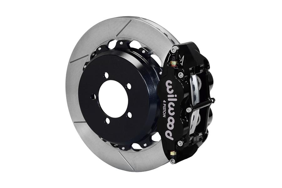 Wilwood FNSL4R 12.88in Rear Kit Black (Part Number:140-12871)