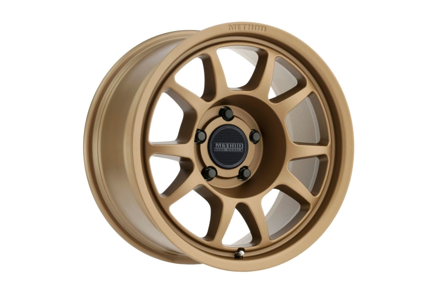 Method Wheels MR702 15x7 +15 5x100 Method Bronze - Universal