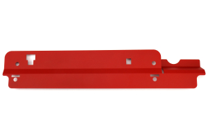 Subtle Solutions Radiator Shroud Red - Subaru Forester 2003-2008