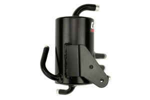 Crawford FMIC V2 Air Oil Separator Black - Subaru STI 2008-2014