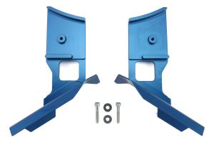 Boomba Racing Aluminum Dipstick Handle Blue - Subaru WRX 2015+