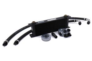 Jackson Racing Engine Oil Cooler Kit (For JR Supercharged Models) - Scion FR-S 2013-2016 / Subaru BRZ 2013+ / Toyota 86 2017+