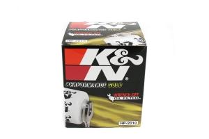K&N Oil Filter HP-2010 - Ford/Mazda Models (inc. 1996-2010 Ford Mustang GT / 2003-2008 Mazda6 3.0)