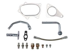 SteamSpeed JB Turbo Line and Install Kit w/ Gaskets - Subaru STI 2004+
