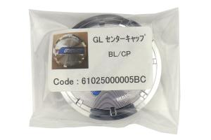 Gram Lights GL Center Cap Blue / Chrome (Part Number: )