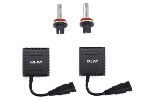 OLM Headlight Low Beam 35w HID Kit 6000k - Subaru WRX 2015 - 2020