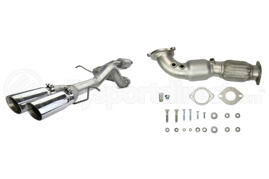 Turbo-Back Exhaust System 13+ Fiesta ST (Part Number:TBSFIST)